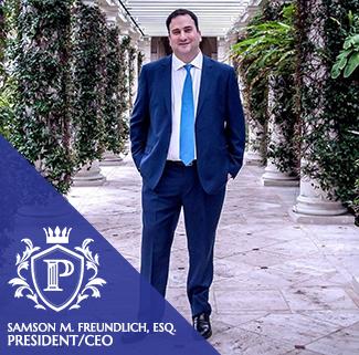 Samson M. Freundlich, Esq. President/CEO